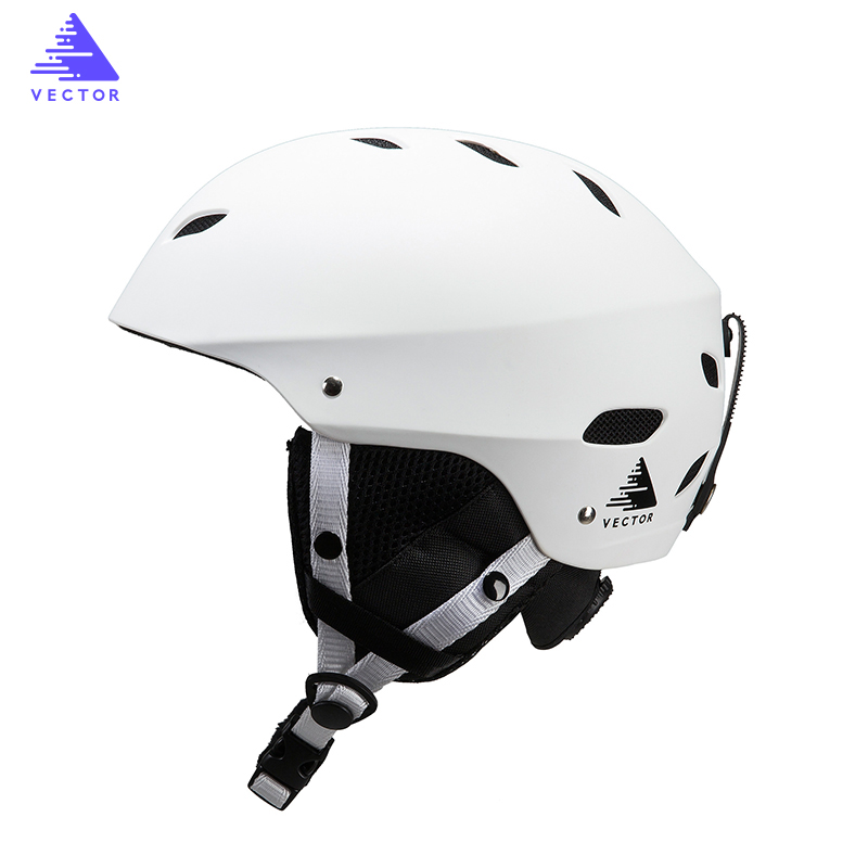 VECTOR Snowboard Ski Helmet CE Certification Adult Windproof Ski Helmet for Men Women Skating Skateboard Snow
