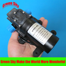 1L/min 12V DC 15W 1Mpa mist fog spray maker high pressure water misting pump
