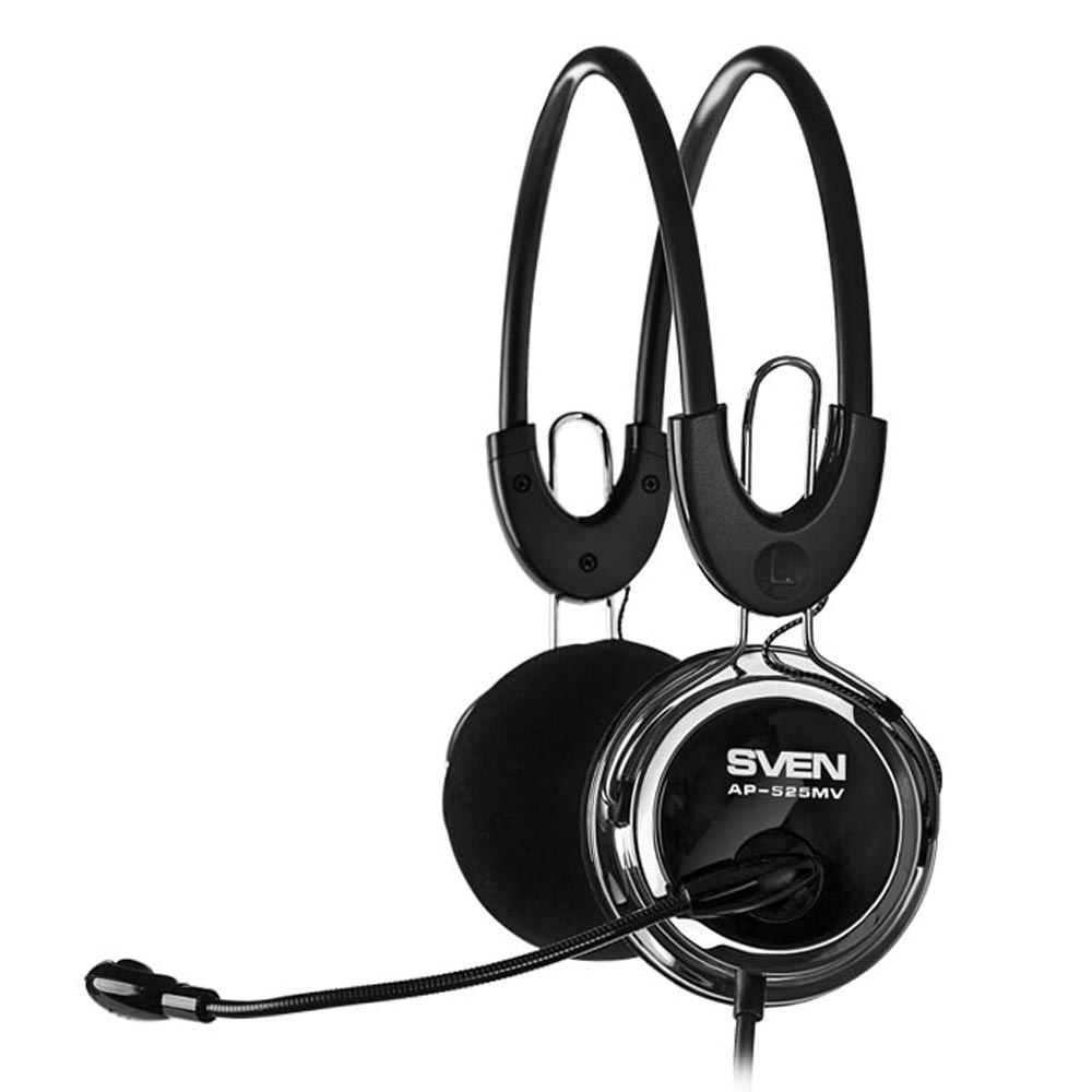 Consumer Electronics Portable Audio & Video Earphones & Gaming Headphones SVEN SV-0410525MV