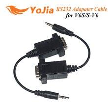 1pcRS232 Cable adaptador para skybox V6 S-V6 S V6 Openbox V6S receptor de satélite envío libre de poste
