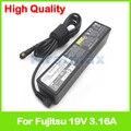 19V 3.16A 3.42A ac адаптер питания планшетный ПК зарядное устройство для Fujitsu Stylistic Q572/G Q702/F Q704 FMV-AC327A FPCAC141C CP500575-001
