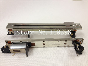 Image 2 - [BELLA]New Japan ALPS faders Originais LS9 M7CL NC MOTOR misturador fader Potenciômetro 14.4 centímetros B10K tipo T punho elétrico    10 PÇS/LOTE