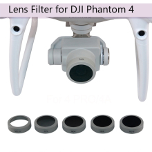 Lens Filter for DJI Phantom 4 Pro 4A Advanced UV CPL ND4 ND8 ND16 HD Filter kits Camera Spare Parts Drone Accessories