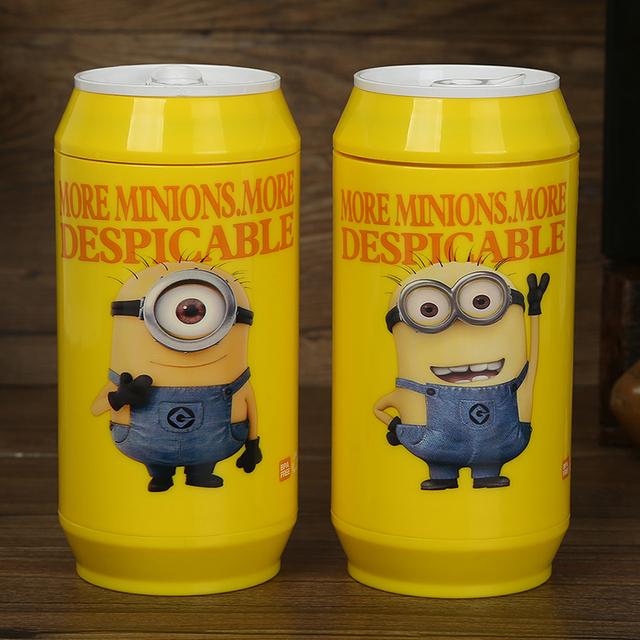 Hot Sale Self Stirring Minions Mug Electric Coffee Cup