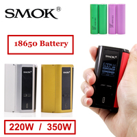 Original SMOK GX2/4 TC VW Vape MOD 350W 220W Box MOD Powerful 18650 Battery Electronic Cigarette VS SMOK Mod Box Shape VS GX350