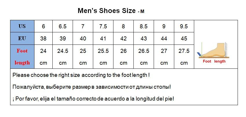 Men shoes m