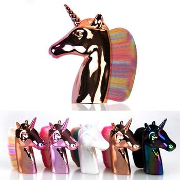 Single Rainbow Unicorn Makeup Brushes