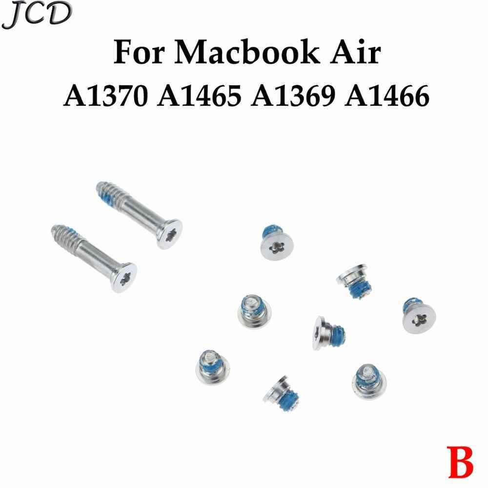 """Decyzja wspólnego komitetu eog obudowa komputera pokrywa dolna powrót śruby dla MacBook Pro 13 """"15"""" A1278 A1398 A1425 A1706 A1707 A1708 dla macBook Air A1370"""