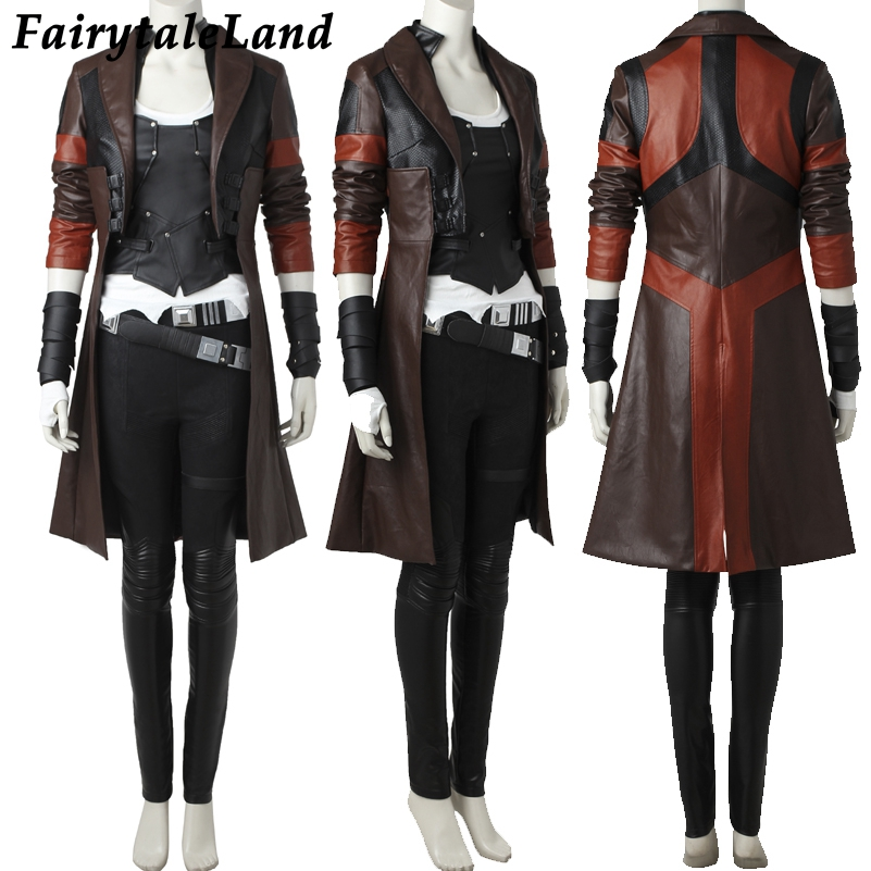 Guardians of the Galaxy 2 Gamora cosplay costume superhero Halloween costume for adult costom made cosplay Gamora costume suit