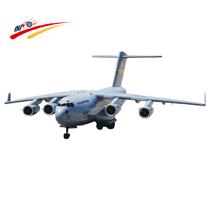 RC Plane GlobalMaster C17 Airplane 4CH 55cm EDF 2 4G Radio Control US Army Transporter Professional