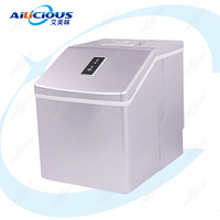 HZB20F/20FA Electric Cube Ice Maker 25KG/24H day Ice Cube Making Machine 220V 110V Small Business Home Use