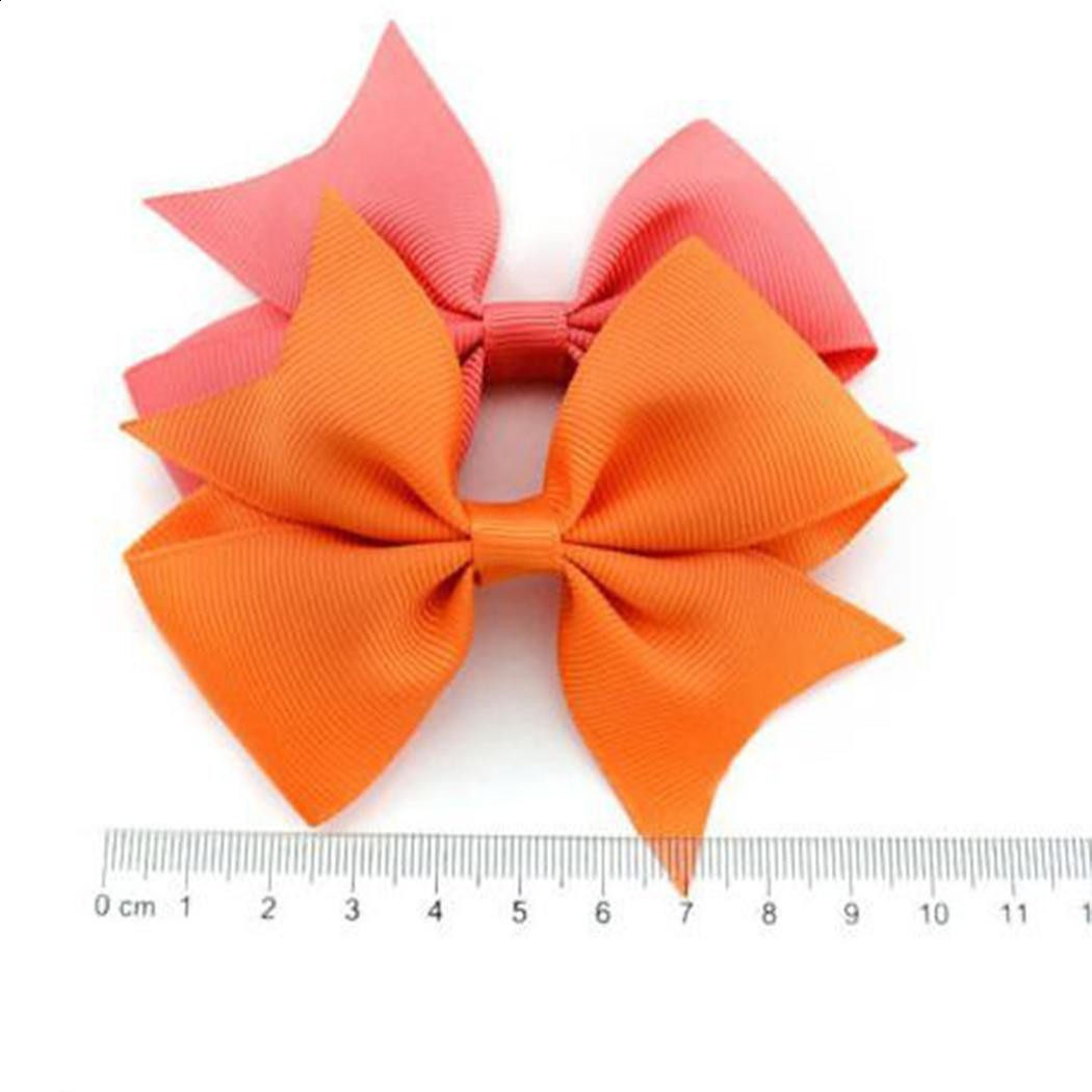 c320e2e2192f0 10pcs Solid Ribbon Bow Hair Clip Hair Accessories For Baby Girls Hairclips  Kids Alligator Clips Party Headband Baby Hair Bows -in Hair Accessories  from ...