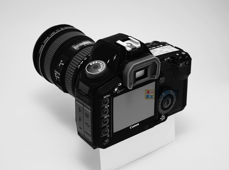 Bord Kamera 3d Puzzle Papiermodell Diy Handgefertigten Origami