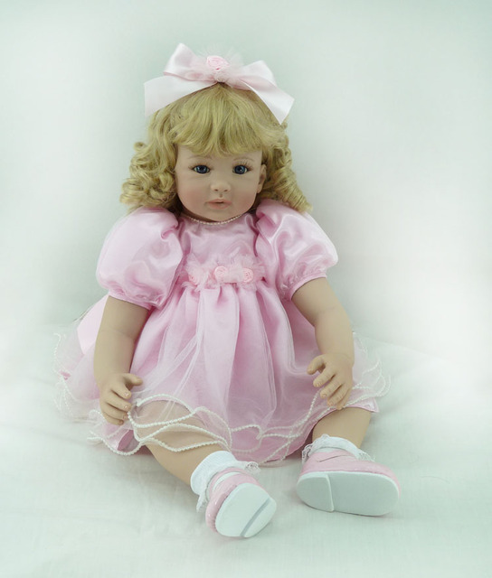 60cm Silicone Vinyl Reborn Babies Dolls