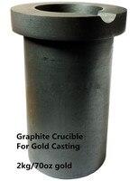 Gold Melting Graphite Crucible Flexible Graphite Sheets Die Formed Rings Gold Ring Graphite Melting Pot Neodymium