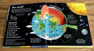 Image 5 - אנגלית ילדי ספרים להסתכל פנימה מקורי תינוק חינוכיים תמונה שלנו העולם עם 80 דשים כדי מעלית מתנה לילדים