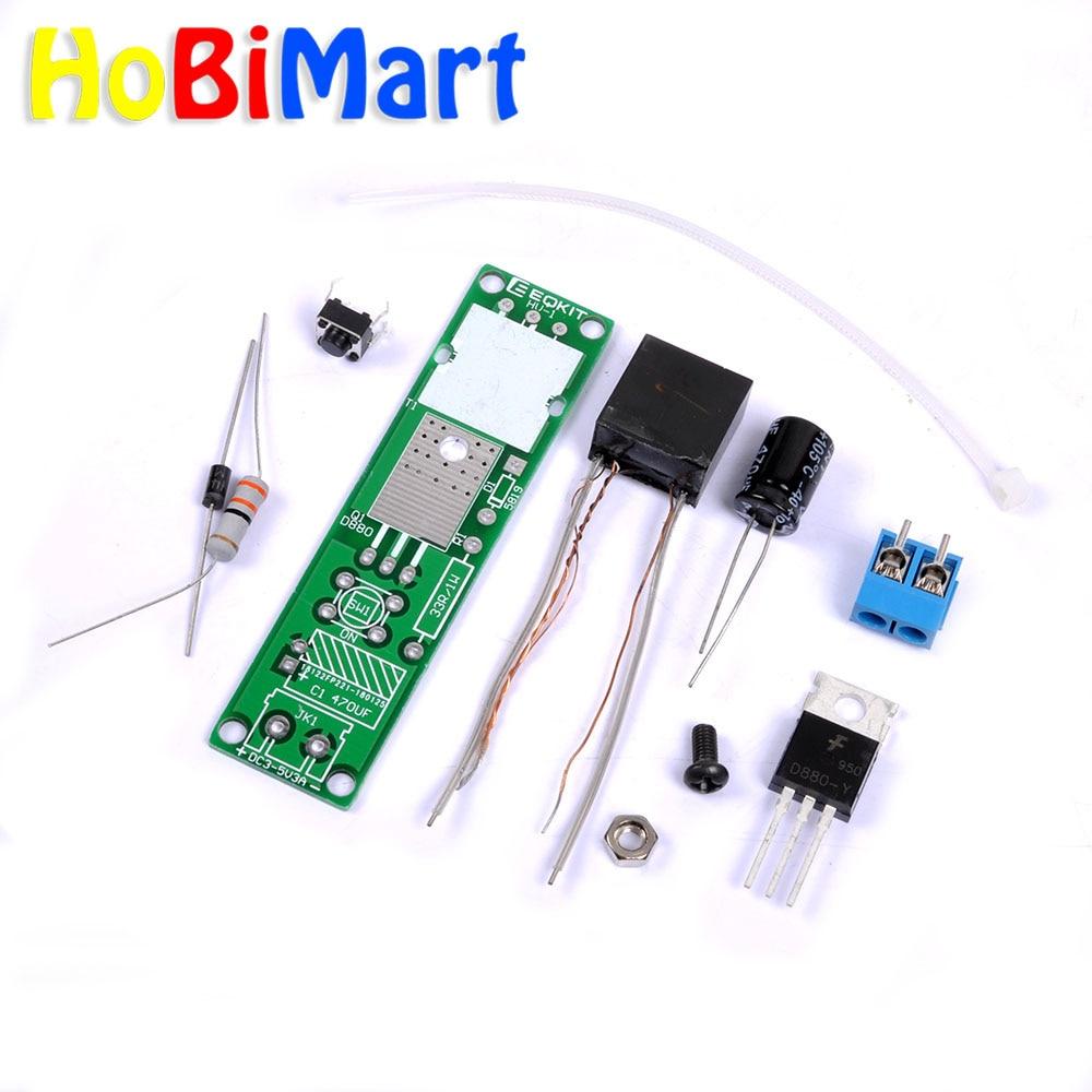 10set Arc cigarette lighter parts DIY electronic lighter kit