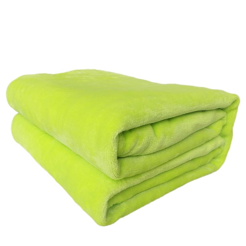 Ζεστό πωλούν Flannel Coral Fleece Κουβέρτα - Αρχική υφάσματα - Φωτογραφία 1