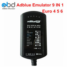Best Price Adblue Emulator Euro 6 Adblue 9 In 1 Better Than Ad Blue 8 In 1 Adblue 9in1 For Volvo For Scania Heavy Duty Trucks(China)