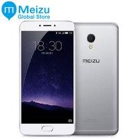 Original Meizu MX6 32GB 3GB Global ROM OTA update Mobile Phone Android Cellular Deca Core 1920x1080P 5.5
