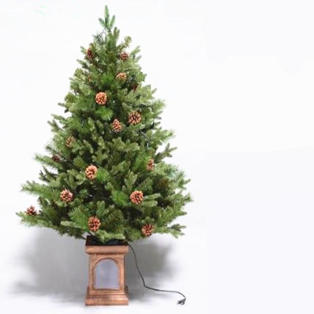 12 m 120cm home decoration christmas tree pe blending christmas tree christmas home furnishings ornaments