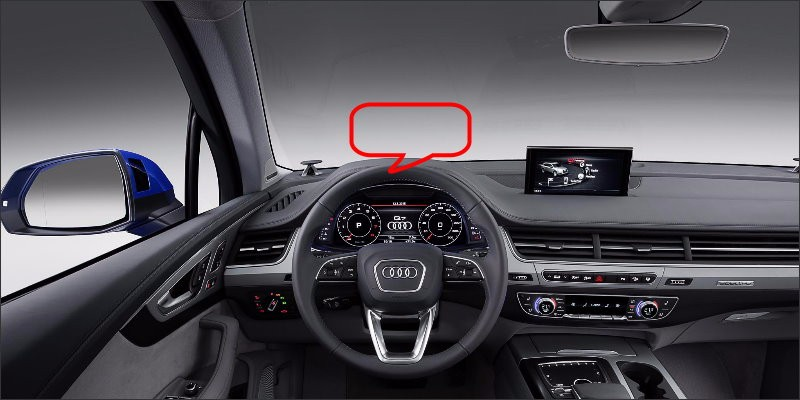 Audi A3 2016 interior
