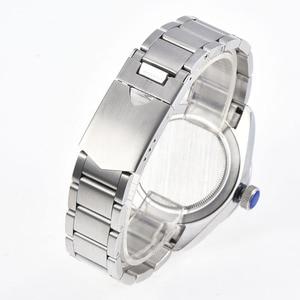 Image 5 - ساعة آلية للرجال من علامة تجارية Corgeut لعام 2019 مقاومة للماء ساعة رجالية فاخرة من الفولاذ المقاوم للصدأ