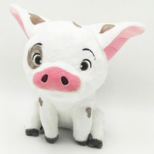 20 cm Movie Moana Pet Pig Pua Cute Cartoon Plush Toy Stuffed High Quality Animal Dolls Children Birthday Gift
