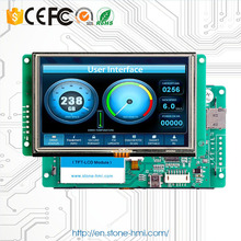 2015 cheap price 5.6 inch industrial HMI touch screen,MCU interface controller skylarpu 10 4 inch touch panel for 6av3627 1ql01 0ax0 tp27 10 hmi human computer interface touch screen panels free shipping