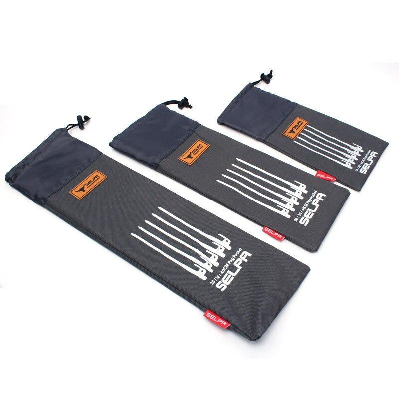1 шт. Открытый Отдых Всё для палаток Молотки ветер веревки колышки ногтей сумка для хранения для 20 см, 30 см, 40 см ...