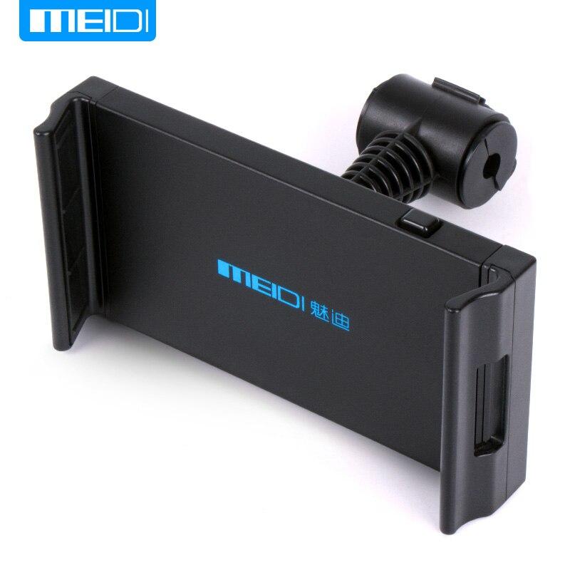 Meidi Tablets coche IPad alta calidad del soporte del teléfono del coche para asiento 360 rotación soporte para teléfono móvil