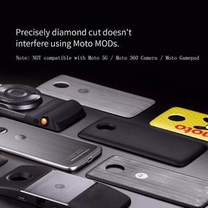 Image 5 - Moto Z3 Spielen Fall, lenovo Original Aluminium Metall Stoßstange Anti Scratch Stoßfest Kompatibel mit Moto Mods Schutzhülle für M