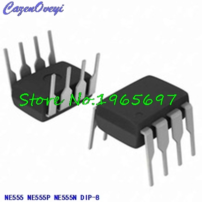 20pcs/lot NE555 NE555P NE555N 555 = UA555TC UA555 TS555IN TS555 NE555P NE555L DIP-8 In Stock
