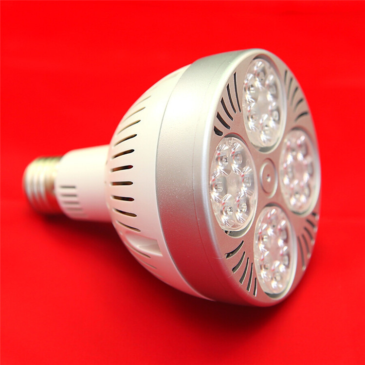 LED PAR30 Spot light ,CE&RoHS New Indoor LED Bulb 40w AC110/240V, E27,Bedroom Schoolroom Lamp,warm/natural/cool white high quality 9w epistar led spot bulb e27 base par38 led light 900lm white ac85 265v ce