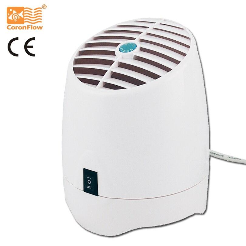 CoronFlow Casa e Escritório Purificador de Ar com Difusor de Aroma, Gerador de ozônio e Ionizador, GL-2100 CE RoHS
