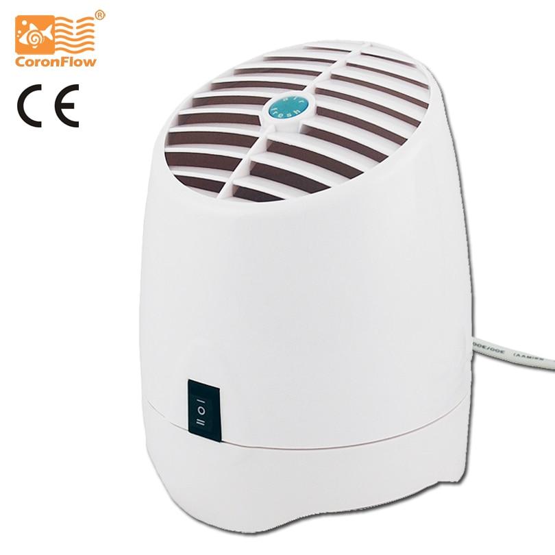 CoronFlow Heim und Büro Luftreiniger mit Aroma Diffusor, Ozon-generator und Ionisator, GL-2100 CE RoHS