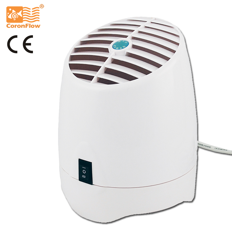CoronFlow Home and Office Air Purifier with Aroma Diffuser, Ozone Generator and Ionizer, GL-2100 CE RoHS