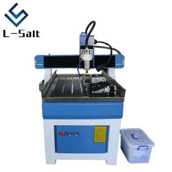 Enrutador de Metal tallado en madera cnc 3d máquina de procesamiento cnc con tanque de agua