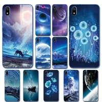 Telefon Fall Für Xiaomi Redmi 7 Brillante Spiderman Obst Telefon Capa Für Xiaomi Redmi7A Hinweis 7 Phantasie Katze Blume Telefon taschen