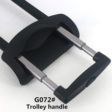 Replacement Telescopic Suitcase Handle Trolley luggage parts handles Trolley handle for suitcase