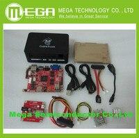(Cubieboard 3) 2 ГБ DDR3 8 г NAND Wifi BT + 3,5 дюймов жесткий диск Cubieboard3 + черный ящик