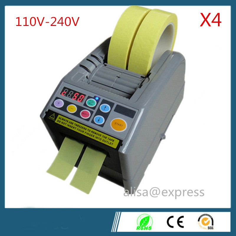 Packing Tape Dispenser 6-60Mm Width 5-999Mm Length Tape Dispenser Office Equipment