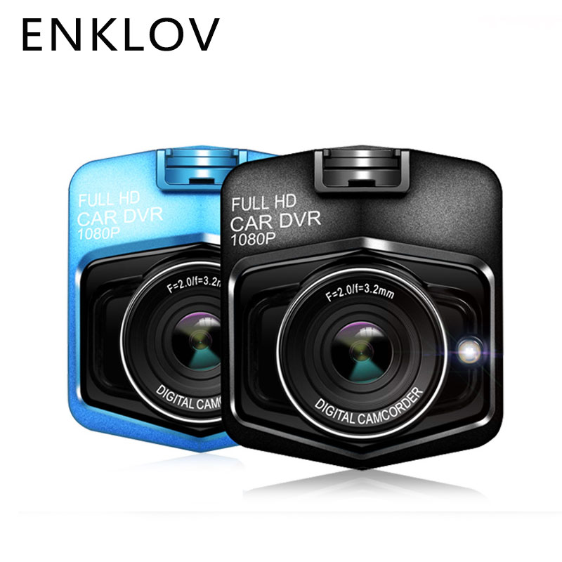ENKLOV Mini Car Camera Full HD 1080P Dash Cam Motion Detection DVR English / Russian User Manual G-sensor Night Vision Car DVR leshp mini camera full hd 1080p dvr camera motion sensor charing