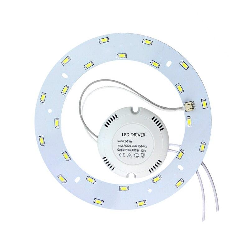 Lâmpadas Led e Tubos anel de tubo velho 2d Vida Média (hrs) : 20000