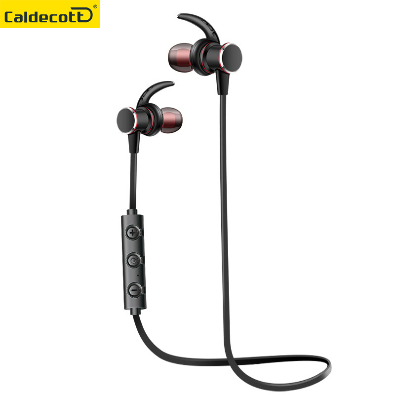 Magnetic Control Power Bluetooth Running In-ear Earphone Stereo Bass Sport Wireless Headphone With Mic For Mobile Phone Headset rock y10 stereo headphone earphone microphone stereo bass wired headset for music computer game with mic