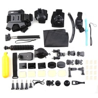 21 In 1 Action Camera Accessories Set For GoPro For Hero 4 5 With Protective Storage