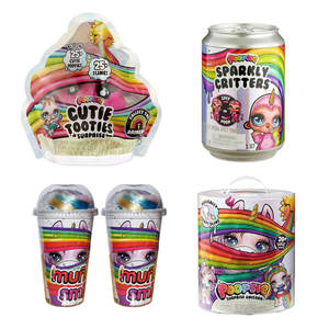 Surprise Cans Sparkly Poopsie Slime Unicorn Squishy