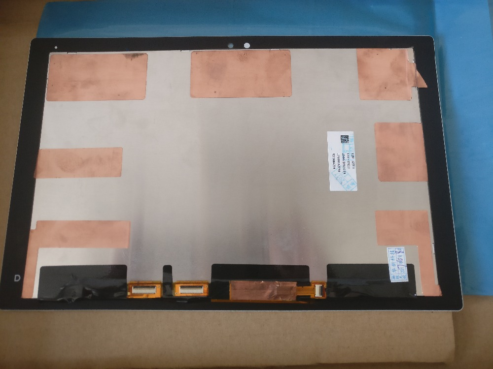Original disassemble LCD Display Screen Panel Touch Digitizer Assembly For Sony Xperia Z4 Tablet SGP771 SGP712 screen assembly