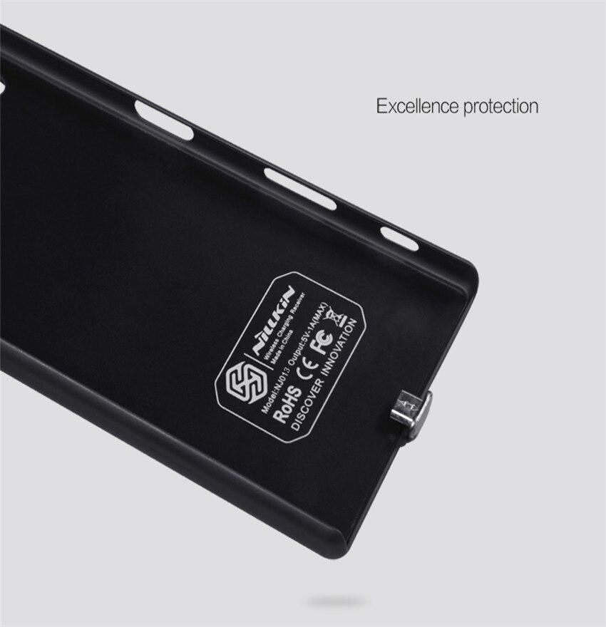 buy popular 9b848 ac7fc US $23.89 |Original Nillkin Magic Case For Sony Xperia Z5 Qi Wireless  Charging Receiver Back Cover For Sony Xperia Z5 CE FCC Rohs on  Aliexpress.com | ...