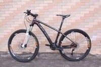 30 Скорость углерода Волокно T700 MTB горный велосипед 29 Сверхлегкий Велосипеды цикл M610 переключатель и гидравлический тормоз